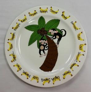 Teacher gift Monkeys
